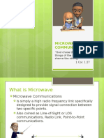 Microwave Communications Lecture
