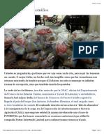 Los CLAP y el narcotráfico