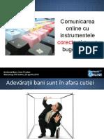 Comunicarea Online Cu Instrumentele