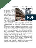 Pcdeb Article On Saint Louis University, Baguio City