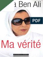 Leila Ben Ali - Ma Vérité