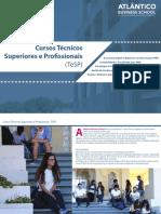 Guia TeSP - Técnico Superior Profissional - 17/18