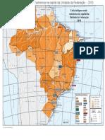 15 - Etnia Indigena Mais Numerosa Na Capital Das Unidades Da Federacao - 2010