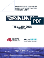 VALMIN Code 2015 Final