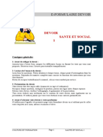 Consignes Générales DEVOIR Ss1