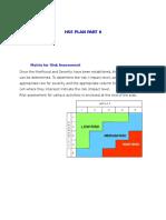 HSE Plan part 6