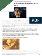 Alien Abduction, La Posesión Demoníaca, y La Leyenda Del Vampiro _ Casiopea