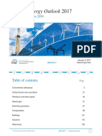 Annual Energy Outlook 2017