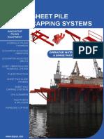 Sheet Pile Capping Manual-Dawson