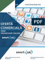Oferta SSM Si Promovare Online Smartlab