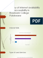 Survey of Internet Availability and Accessibility in Rosebank.pptx 2