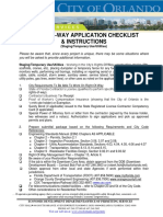 RoW Application Checklist-Orlando