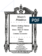 Moores Primitives 2013 Master Catalog v3