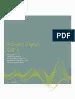 Caice Acoustic Design Guide