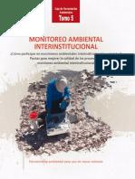 Tomo 5 - Monitoreo Ambiental Inter-Institucional - Ard Schoemaker