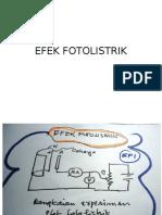 EFEK FOTOLISTRIK (2)