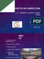 Proyecto de Dirección Mariano Ruiz