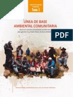 Tomo 3 - Linea de Base Ambiental Comunitaria - Ard Schoemaker