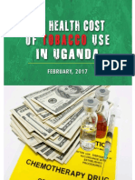 Health Cost of Tobacco Use in Uganda- 2017