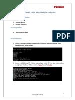 Atualização de Firmware ONU-OLT