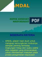AMDAL ASPEK  KESMAS.pptx
