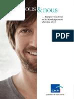 2010 Rapport Activite DD CNP Assurances Vf