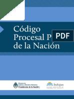 Tratamiento Pericial en Código Procesal Penal de La Nación