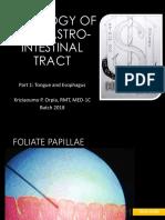 Histology of GIT Part 1 Esophagus.pdf
