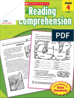 Sucess With Reading Comprehension - Grade 4