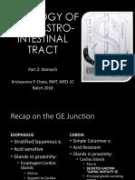 Histology of GIT Part 2 Stomach.pdf