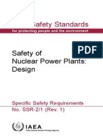 IAEA safety report