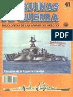 Maquinas De Guerra 041 Cruceros de la Segunda Guerra Mundial.pdf