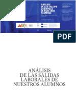 Analisis Salidas Laborales Alumnos Web