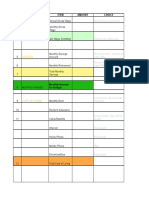 printable copy- salary-based budgeting worksheet  8