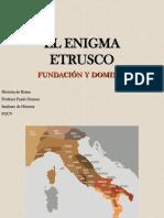 El Enigma Etrusco