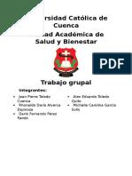 Universidad Católica de Cuenca Signos Vitales2