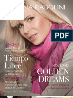 Catalogo n°3, Karina Rabolini.