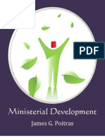 Ministerial Development 2010 Prototype Student Version