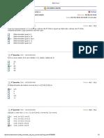 Av1 Álgebra Linear