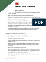 Intravenous Fluid Guideline-1