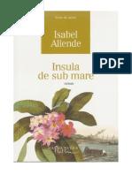 Allende, Isabel - Insula de Sub Mare (v1.1) FRI