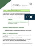 Administracion - Modulo 1