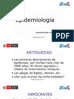 Definici_n y Evoluci_n Historica de Epidemiologia