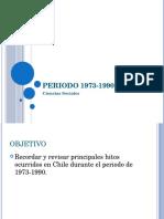 Periodo 1973-1990