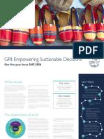 GRI Five Year Focus 2015