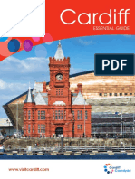 Cardiff Essential Guide 2010