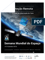 Poster Semanaespaco 2016