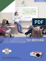 Epson EMP 400We Brochures 1