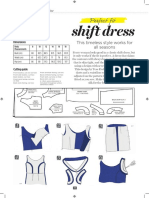 Sewing Bee Shift Dress
