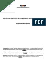 Análisis Bioinformático de Las Proteínas Multifuncionales